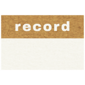 Egypt Tags- Record