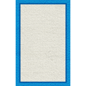 Egypt Tags- Blue Note Card