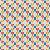 Hot Air Balloon- Balloons Paper