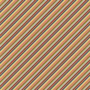 Hot Air Balloon- Striped Paper- Diagonal