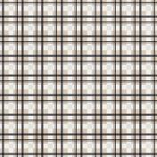 Plaid 35 Paper- Gray & Tan