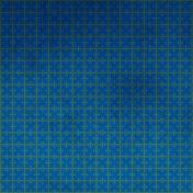 Egypt- Geometric Paper- Blue & Green