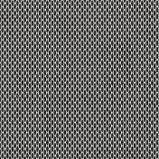 Egypt- Geometric Paper- Black & White