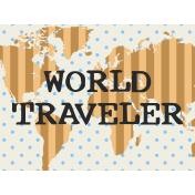 Egypt- World Traveler Journal Card