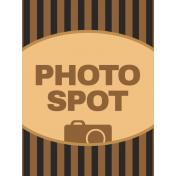 Egypt- Photo Spot Journal Card