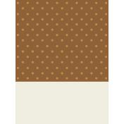 Egypt- Polka Dot Journal Card