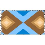 Egypt- Diamond Washi Tape