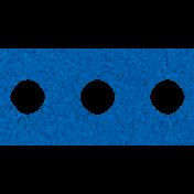 Egypt Scrap- Blue Band