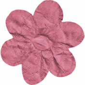 You+Me Pink Flower