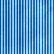 Egypt- Striped Paper- Blue