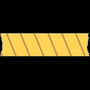 Egypt- Stripes Washi Tape- Diagonal