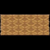 Egypt- Ornamental Washi Tape
