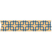Egypt- Geometric Washi Tape- Squares