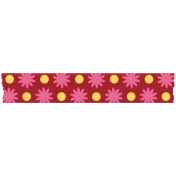 Egypt- Floral Washi Tape