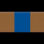 Egypt- Washi Tape- Brown & Blue