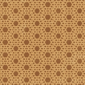 Egypt- Geometric Paper- Brown