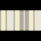 Medium Ribbon- Stripes 02- Yellow & Gray