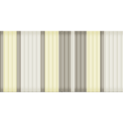 Medium Ribbon- Stripes 02- Yellow & Gray