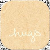 DST Feb 2014- Hugs Label