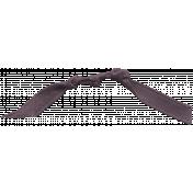 Be Mine- Purple Ribbon