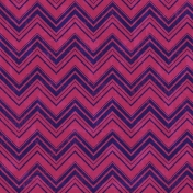 Chevron 8- Purple & Pink