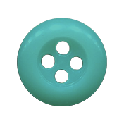 Oceanside Button- Blue