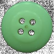 Oceanside Button- Teal