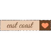 Oceanside Label- East Coast