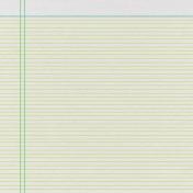 Oceanside- Notebook Paper