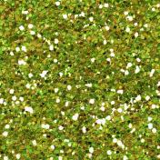 Balkans Glitter- Green