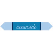 Oceanside Label- Oceanside