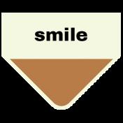 Oceanside- Smile Label