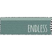 Coastal Label- Endless