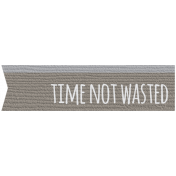 Coastal Label- Time Not Wasted