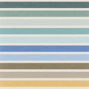 Coastal- Stripes Paper- Multicolor