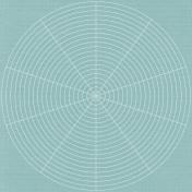 Coastal- Circle Paper