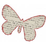 Dictionary Butterfly 3