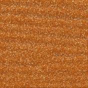 Orange Glitter Paper