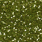 Green Glitter 1- Where Flowers Bloom