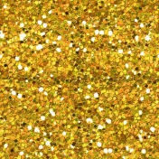 Yellow Glitter- Where Flowers Bloom