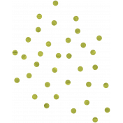 Where Flowers Bloom Scatter- Green