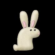 Garden Bunny- Bunny