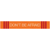 At The Farm Label- Don't Be Afraid