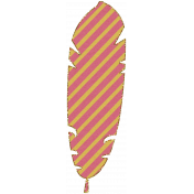 Striped Feather