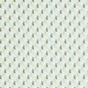 Garden Bunny- Bunny Paper