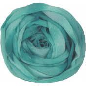 Earth Day- Fabric Flower