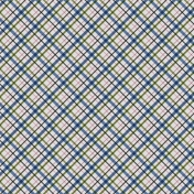 Snowshoe- Plaid Paper- Multicolor