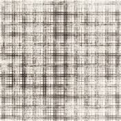 Plaid 36 Paper- Dark Gray