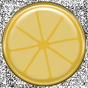 Sunshine & Lemons Brad- Lemon Yellow
