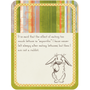 Beatrix Potter Playing Card 03